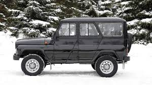 uaz hunter tuning soviet cars were weird uaz 469