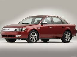 Ford Taurus Width Ford Taurus 2008 Pictures Information U0026 Specs