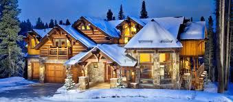mountain homes lake house exteriors pinterest