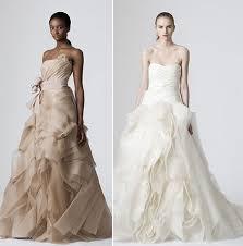 wedding dresses vera wang 2010 vera wang bridal collection summer 2010 stylefrizz