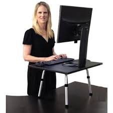 stand steady traveler folding stand up desk free shipping today