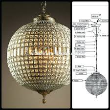Ball Chandelier Lights Chandeliers Crystal Ball Chandelier Uk Ursula Small Crystal Ball