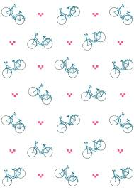 bicycle wrapping paper free printable bicycle pattern paper bicycle pattern