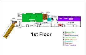 Delta Interactive Route Map by Baton Rouge Metropolitan Airport U003e Directions