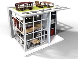 Dollhouse Modern Furniture by 355 Best Living Doll Houses Images On Pinterest Miniature Houses