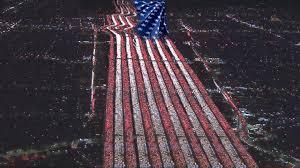 to la traffic is unamerican patriotic pre thanksgiving
