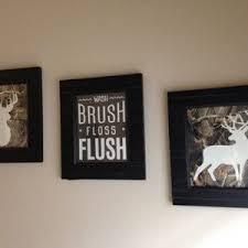 Camo Bathroom Decor Hunting Bathroom Decor Ideas
