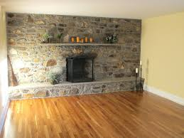 cool faux stone fireplace mantel suzannawinter com
