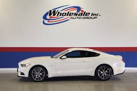 ford mustang limited edition 2015 ford mustang gt 50 years limited edition 2d coupe near