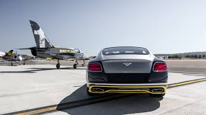 bentley continental 24 the cars 2015 bentley continental gt speed breitling jet team series