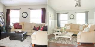 blessed beyond measure living room makeover