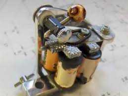hand made tattoo machine from 1980 to 1993 by jacky beaugeois 2