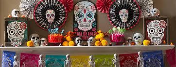 dia de los muertos decorations day of the dead decorations party delights