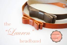leather hair accessories 25 diy hair accessories to make now everythingetsy