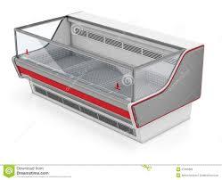 rectangular refrigerator showcase illustration 51455382 megapixl