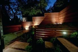retaining wall lights under cap landscape wall lighting garden retaining wall lights landscape