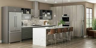 What Are Frameless Kitchen Cabinets Latitude Cabinets At Lowe S Modern Frameless Kitchen And Bath