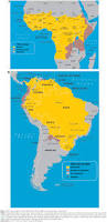 Regions Of South America Map by Full Text Travel Advice For The Immunocompromised Traveler
