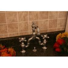 8 Inch Faucet Bathroom by Bathroom Sink Faucet Bridge Style High Spout 8 Inch Centers