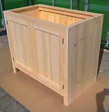 solid pine kitchen cabinets solid pine kitchen cabinet base unit with 2 doors in hounslow