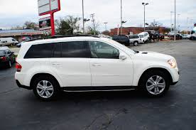 used mercedes suv for sale 2007 mercedes gl450 navigation white awd used suv sale