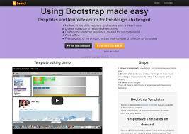12 best bootstrap template builders free u0026 premium templates
