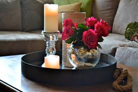 romantic coffee table decoration for best interior design with
