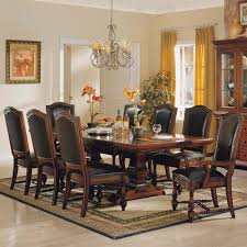 Brown Leather Dining Room Chairs Other Leather Dining Room Furniture Magnificent On Other And Brown