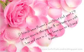 Flowers And Friends - best quotes wallpaper if friends were flowers