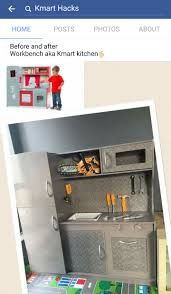 kmart hack kitchen turned workshop organization ideas u0026 d i y
