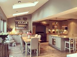 kitchen diner lighting ideas best 25 kitchen diner extension ideas on open plan