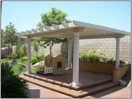 free standing wood patio cover kits patios home decorating