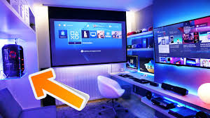 best gaming room in the world home decorating interior design