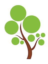 tree symbol green tree icon stock vector illustration of symbol 23778136