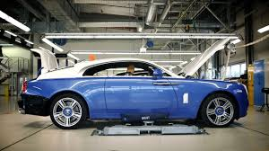 rolls royce sport car this is how you hand make a rolls royce video luxury