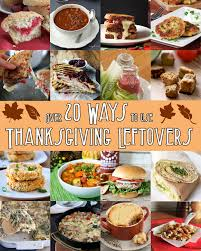 20 ways to use thanksgiving leftovers s helpings