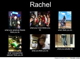 Rachel Meme - rachel friends meme