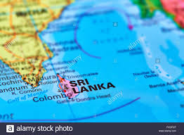 Asia World Map by Sri Lanka Island Country In Indian Ocean Asia On The World Map