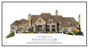 custom mountain home floor plans stephen fuller designs french mountain home