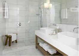 White Carrera Marble Bathroom - white carrara marble u2026 frog hill designs blog