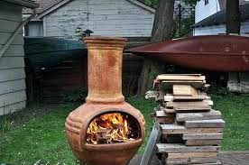 Extra Large Clay Chiminea Clay Chiminea A Clay Chiminea Guide Full Of Facts Information And