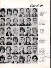middle school yearbooks fred w hosler junior high school lions tale yearbook lynwood