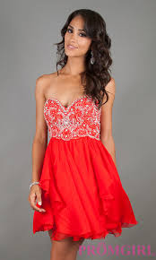 junior prom dresses 2014 red dress images