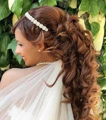 Frisuren Lange Haare Vintage by Brautfrisuren Mit Schleier Vintage Hochzeitsideen Lange Haare