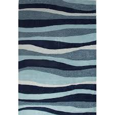 Kids Modern Rugs by Jaipur Living Coastal Tides Coll Contemporary Coastal Pattern
