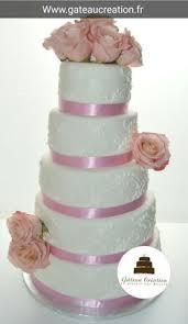wedding cake mariage wedding cake de mariage décorés de drapés et de fleurs commandez