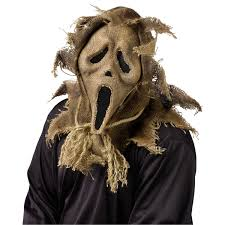 Scarecrow Mask Ghost Face Scarecrow Mask Just Party