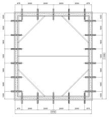 plan view drawings concrete slipform construction