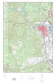 Usgs Topographic Maps Mytopo Redding California Usgs Quad Topo Map