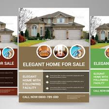 real estate flyers templates free real estate flyer template free download on pngtree